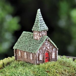 Micro-Mini Woodland church / Micro-Mini woodland-kirke