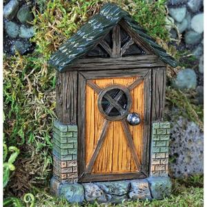 Cottage fairy door / Traditionel fe-dør